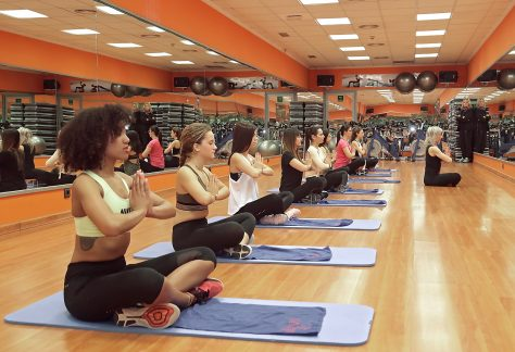 yoga en ladys gym