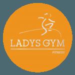 Logotipo nuevo Ladys Gym naranja